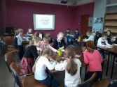 Galeria zdjęć z lutowych zajęć dla dzieci w Filii nr 2