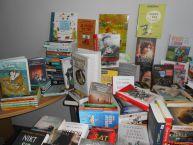 Książki w Filii nr 4 - foto