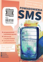 plakat powiadomienia sms