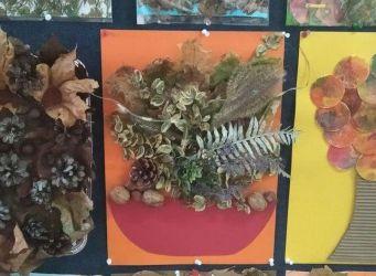 Wystawa Barwy jesieni