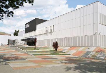 Budynek Zagłębiowskiej Mediateki